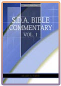 Bible Commentary Vol 1