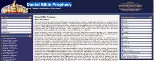 Daniel Bible Prophecy