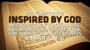 Inspired of God
