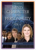 Mind Character and Personality Vol 1