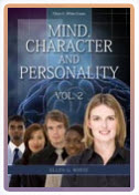 Mind Character and Personality Vol 2
