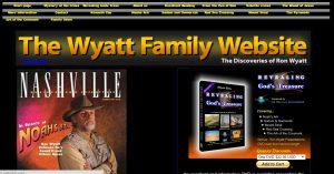Ron Wyatt Website