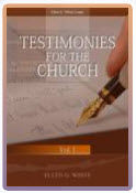 Testimonies-for the Church Vol 1