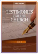Testimonies for the Church Vol 2
