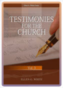 Testimonies for the Church Vol 3