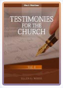 Testimonies for the Church Vol 4