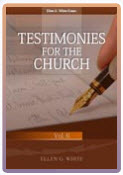 Testimonies for the Church Vol 6