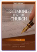 Testimonies for the Church Vol 8