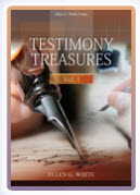 Testimony Treasures Vol 1