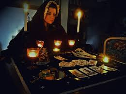 witches seance