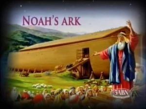 Cracking the Genesis Code-NoahsArk