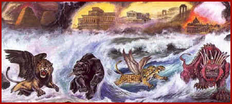 End time prophecy WLC 4 Beast Image