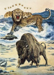The Beast His Image and His Mark Best sea and earth