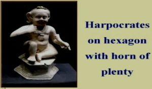 God Harpocrates