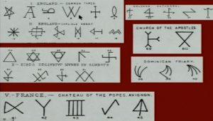 Masonry Secret Symbols1