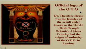 Official logo of order Templar Orientis