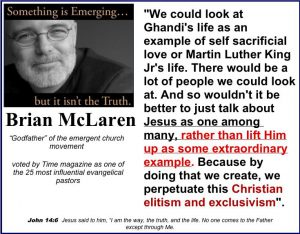 the emerging church brian-mclaren