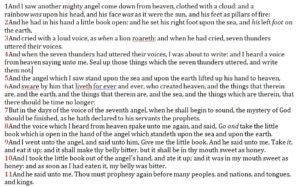 Revelation 10